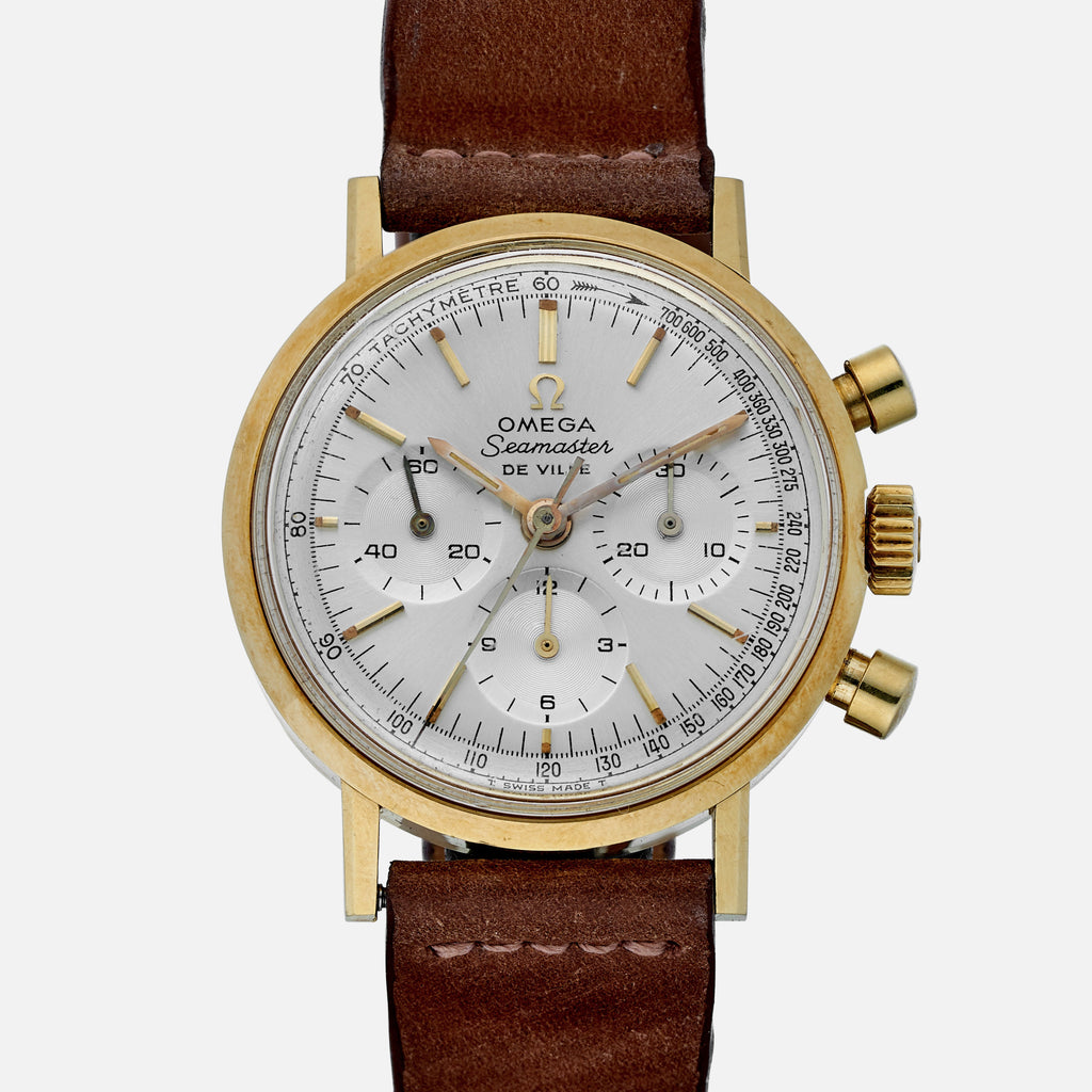 1967 Omega Seamaster DeVille Chronograph Reference 145.005-67
