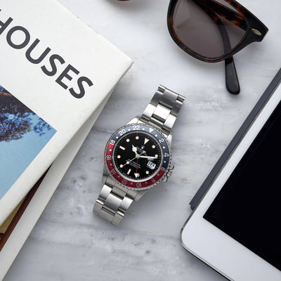 1984 Rolex GMT-Master II 'Fat Lady' Reference 16760 alternate image.
