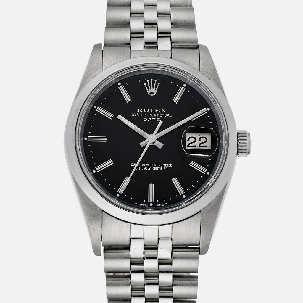 1990 Rolex Oyster Perpetual Date Reference 15200
