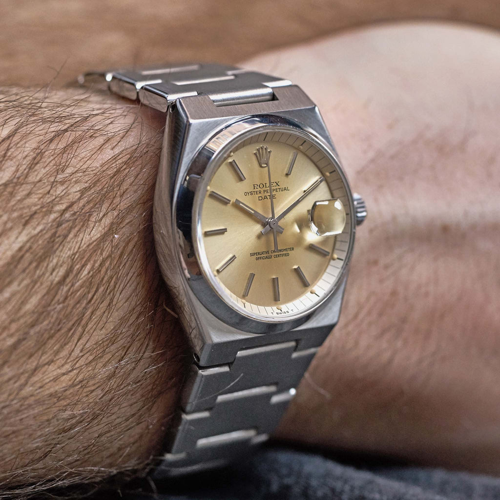 1977 Rolex Date Reference 1530