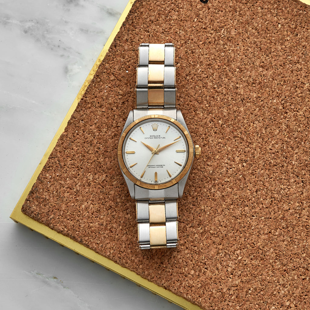 1964 Two-Tone Rolex Oyster Perpetual Reference 1003