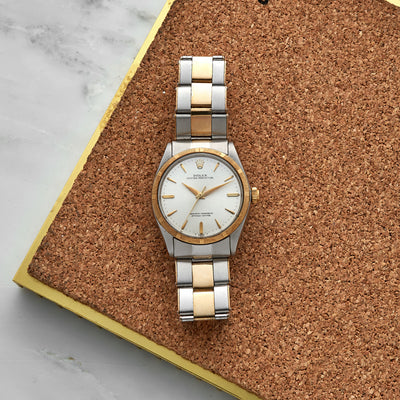 1964 Two-Tone Rolex Oyster Perpetual Reference 1003 alternate image.