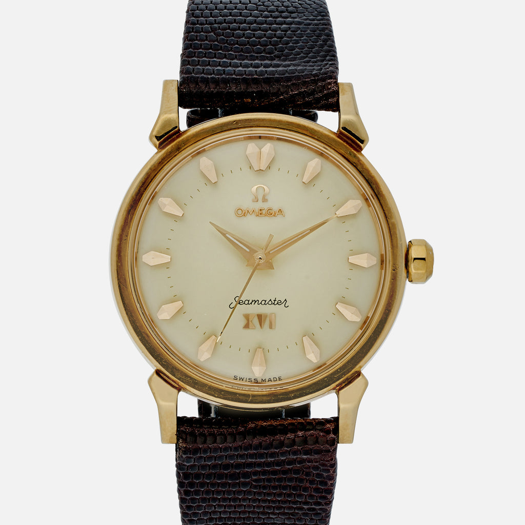 1956 Omega Seamaster XVI Reference 2850SC For The Melbourne Olympic Games
