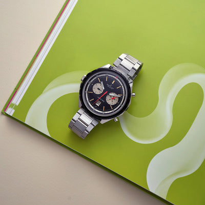 1970s Breitling Chrono-Matic Reference 7651 alternate image.