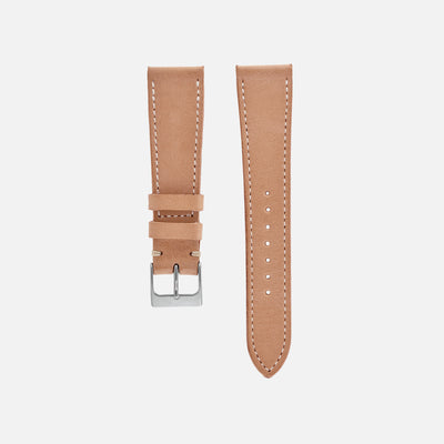 The Davenport Watch Strap In Beige