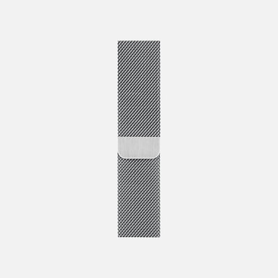Apple Watch Stainless Steel Milanese Loop 44mm alternate image.