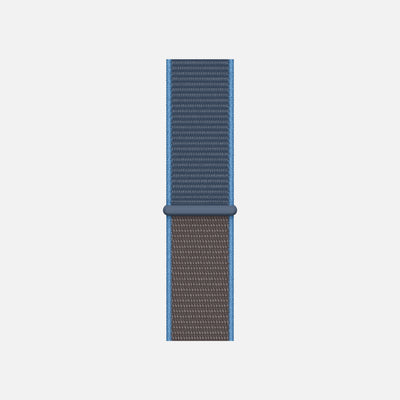 Apple Watch Surf Blue Sport Loop 40mm alternate image.