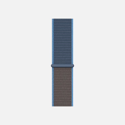 Apple Watch Surf Blue Sport Loop 44mm alternate image.