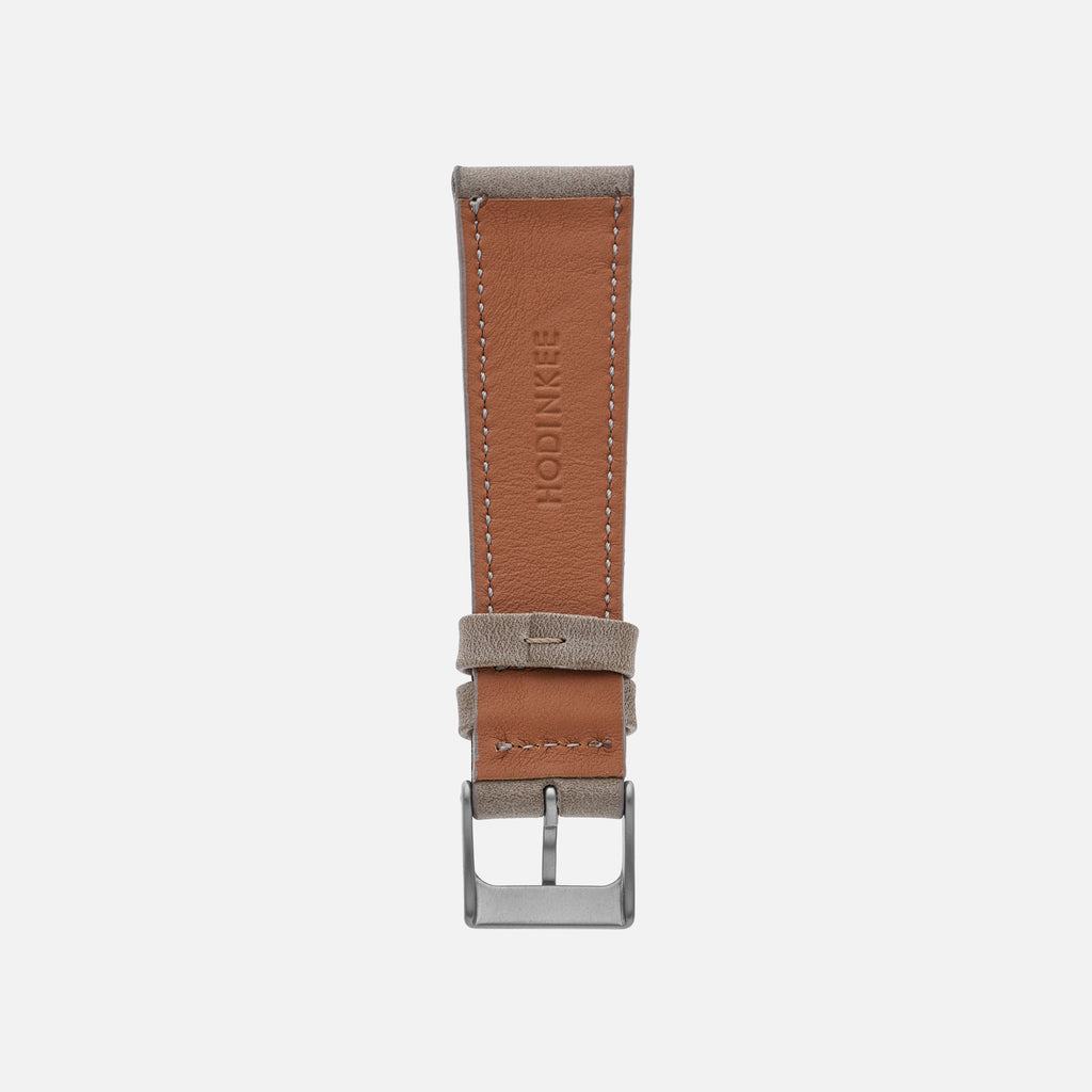The Sedona Watch Strap In Ash Grey