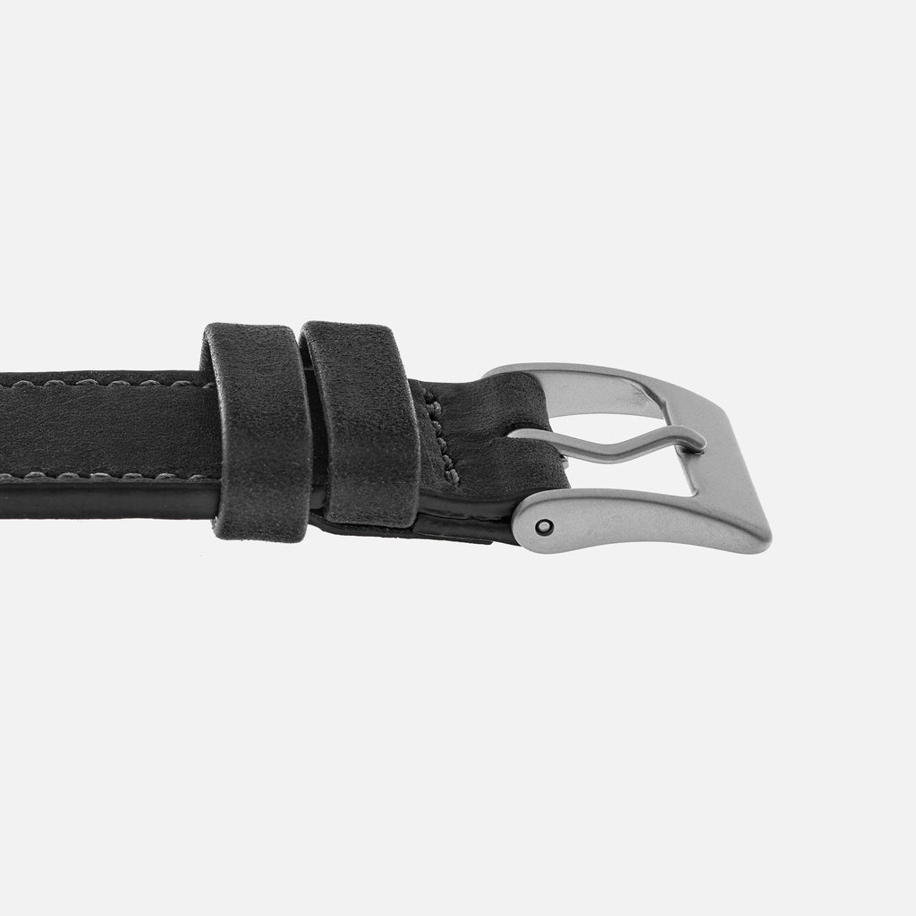 The Sedona Watch Strap In Black