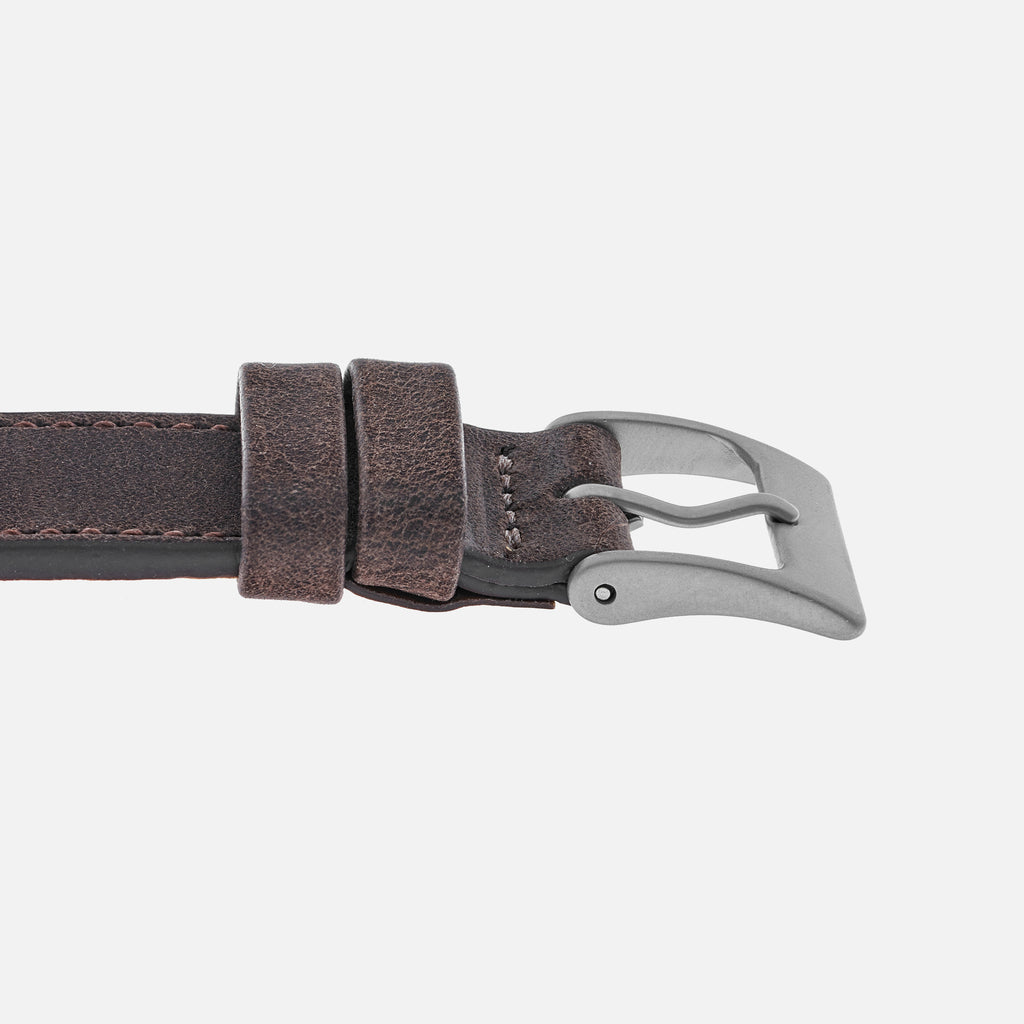 The Sedona Watch Strap In Dark Brown