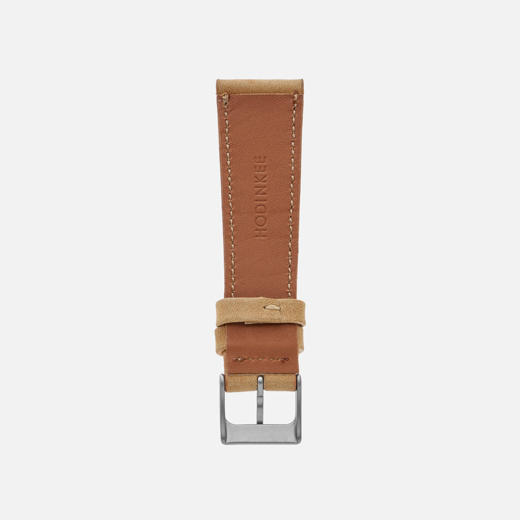 The Sedona Watch Strap In Mustard