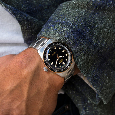 Oris Divers Sixty-Five Bronze Bezel alternate image.