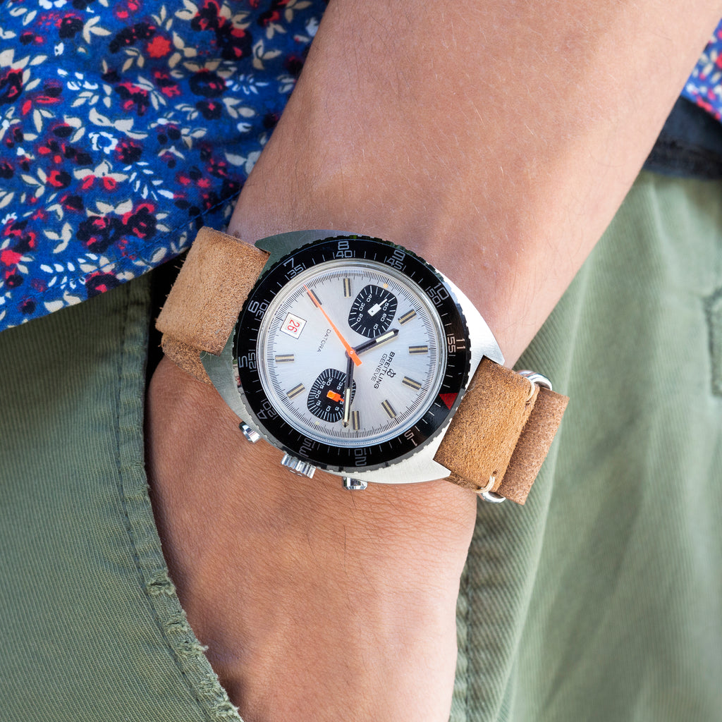 1970s Breitling Datora Reference 2034.3