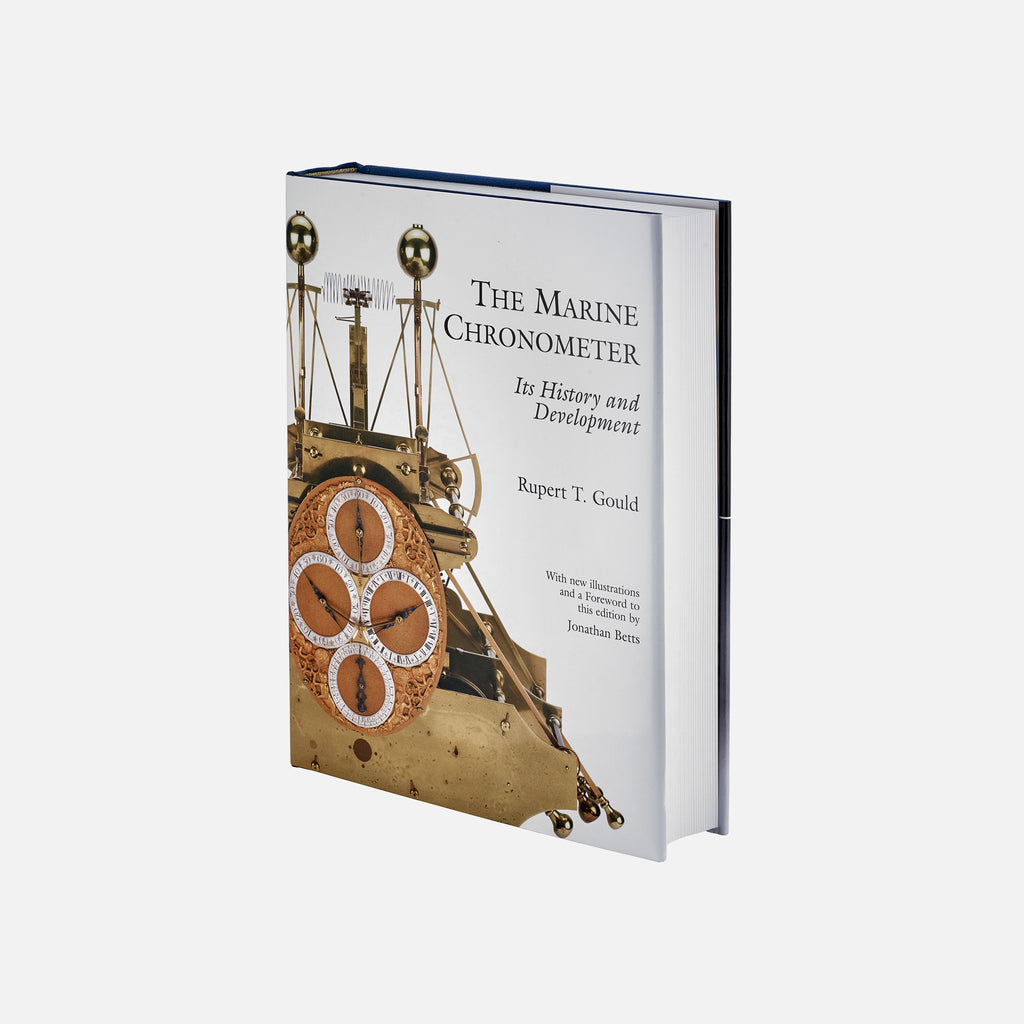 The Marine Chronometer: Its History And Development