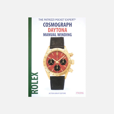 Pocket Expert: Rolex Cosmograph Daytona Manual Winding