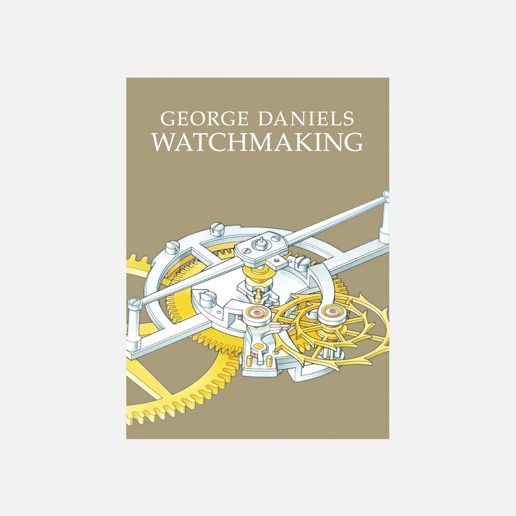 Watchmaking By George Daniels