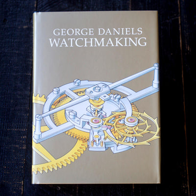 Watchmaking By George Daniels alternate image.