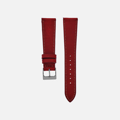 The Barrett Watch Strap In Red