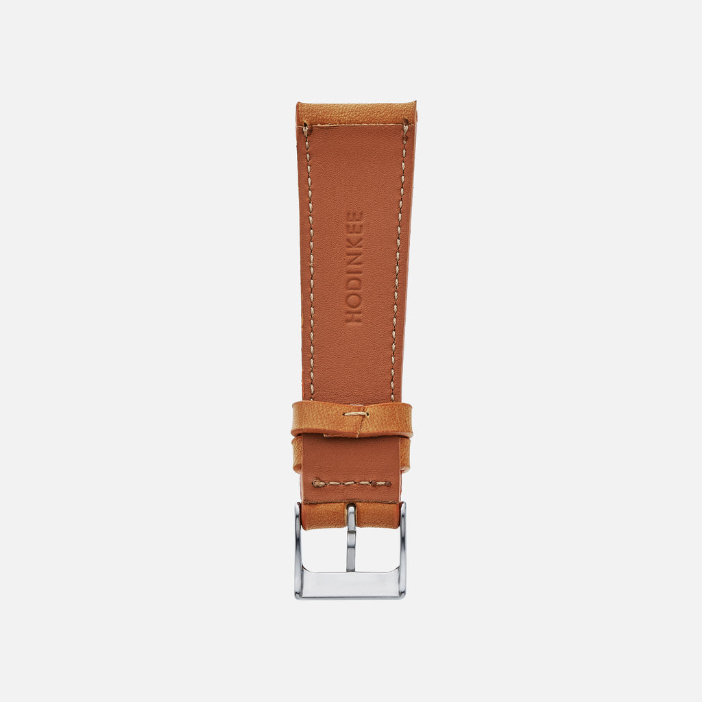 The Barrett Watch Strap In Yellow