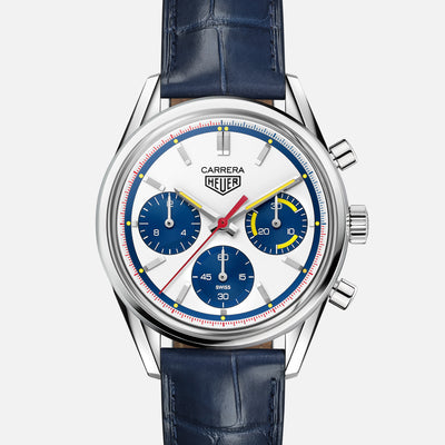 Tag Heuer Carrera 160 Years Montreal Limited Edition CBK221C