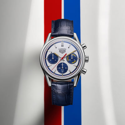 Tag Heuer Carrera 160 Years Montreal Limited Edition CBK221C alternate image.
