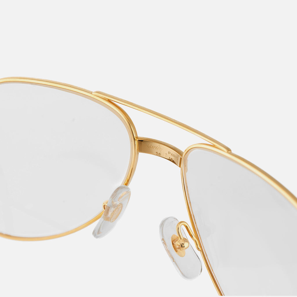 Cartier Santos Laque New-Old-Stock Sunglasses