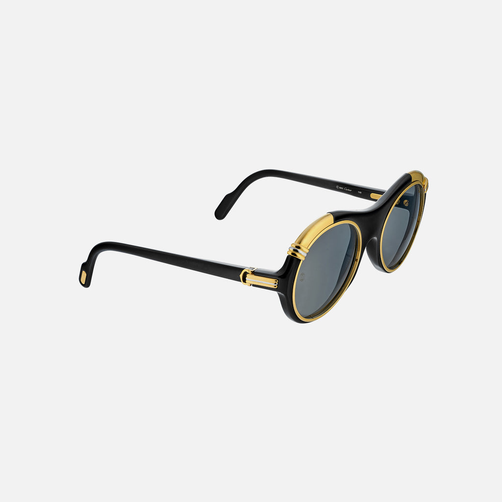 1991 Cartier Diabolo New-Old-Stock Sunglasses