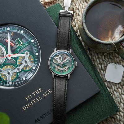 ACCUTRON Spaceview 2020 Limited Edition Deluxe Set alternate image.