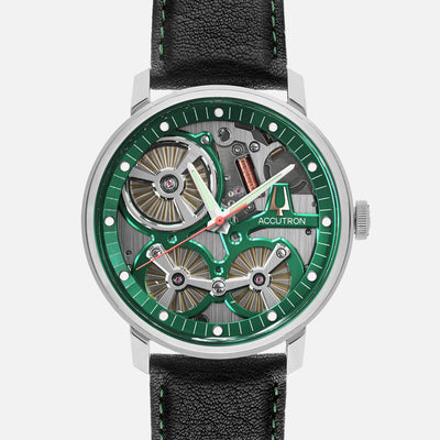 ACCUTRON Spaceview 2020 Limited Edition Deluxe Set