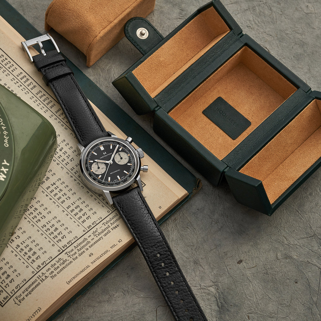 The Concorde Single Watch Box In Green