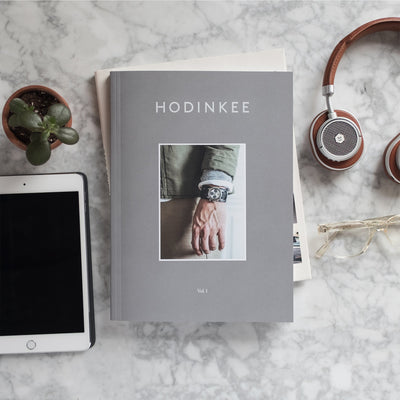 HODINKEE Magazine, Volume 1 – Reprint alternate image.