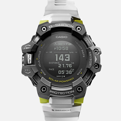 G-SHOCK Move GBDH1000-1A7 With White Strap