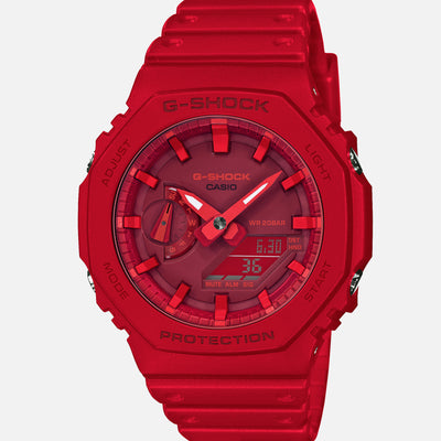 G-SHOCK GA2100-4A In Red