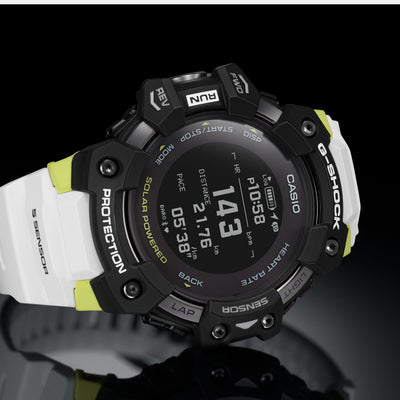 G-SHOCK Move GBDH1000-1A7 With White Strap alternate image.