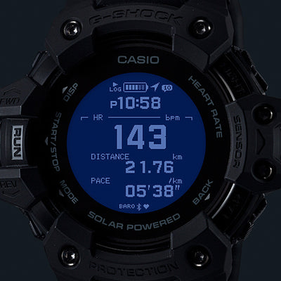 G-SHOCK Move GBDH1000-1 With Black Strap alternate image.