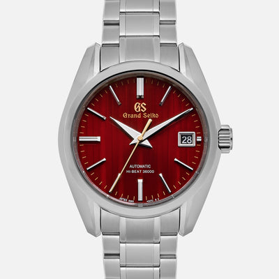 Grand Seiko Hi-Beat 36,000 Heritage Limited Edition For Autumn SBGH269
