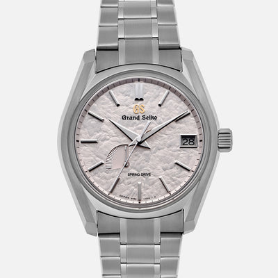 Grand Seiko Four Seasons Spring U.S. Exclusive Spring Drive SBGA413 (Deposit)
