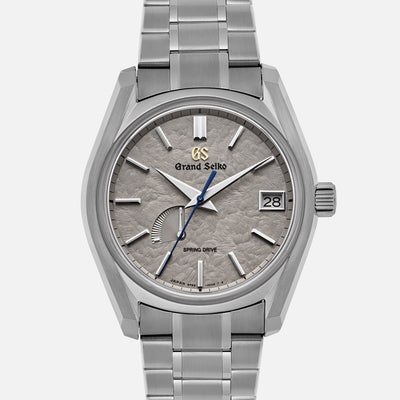 Grand Seiko Four Seasons Winter U.S. Exclusive Spring Drive SBGA415 (Deposit)