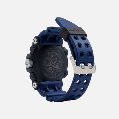 G-SHOCK GWFA1000-1A2 Master Of G Frogman With Analog Dial And Blue Strap alternate image.