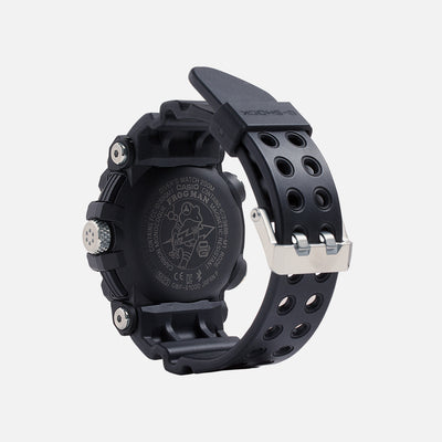 G-SHOCK GWFA1000-1A Master Of G Frogman With Analog Dial And Black Strap alternate image.