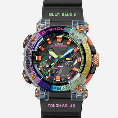 G-SHOCK GWFA1000BRT-1 Master Of G Frogman Borneo Rainbow Toad Limited Edition