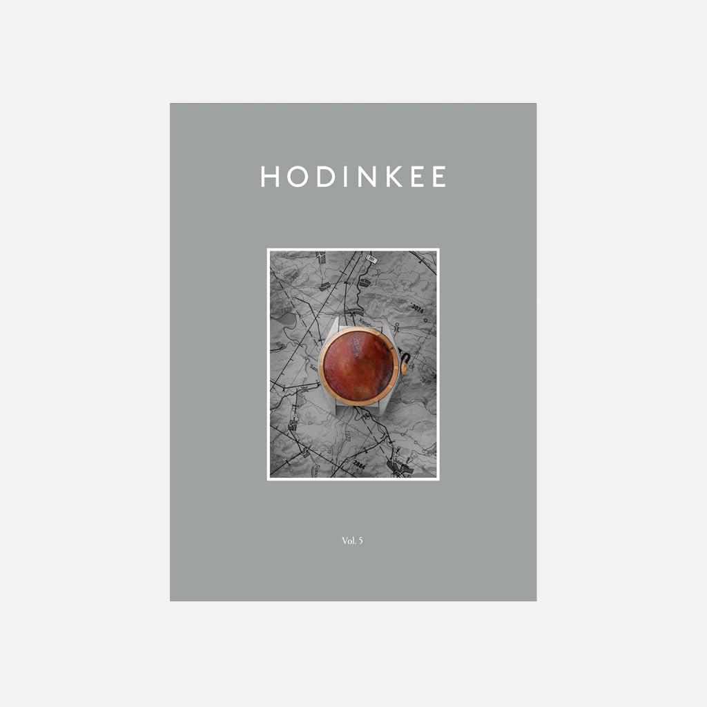 HODINKEE Magazine, Volume 5 - Wholesale Order