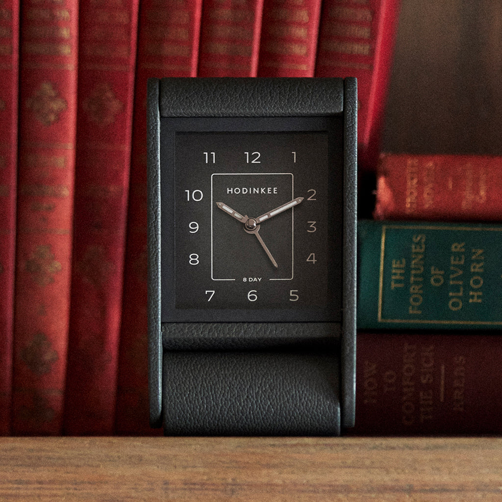 HODINKEE Eight-Day Travel Clock Limited Edition