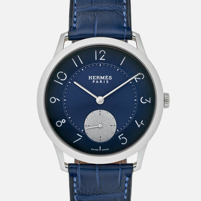 Hermès Slim d'Hermès For HODINKEE