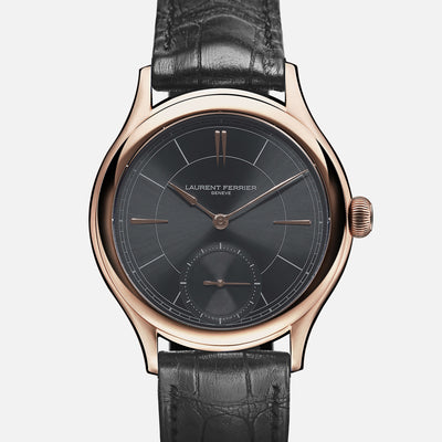 Laurent Ferrier Galet Classic Micro-Rotor With Sunburst Slate Grey Dial