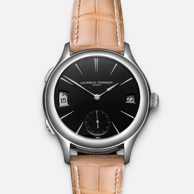 Laurent Ferrier Galet Classic Traveller With Black Opaline Dial alternate image.