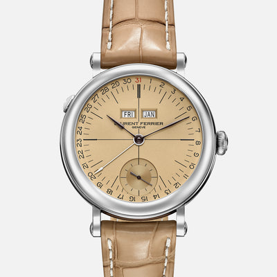 Laurent Ferrier Galet Annual Calendar Montre École 'Vintage' Limited Edition