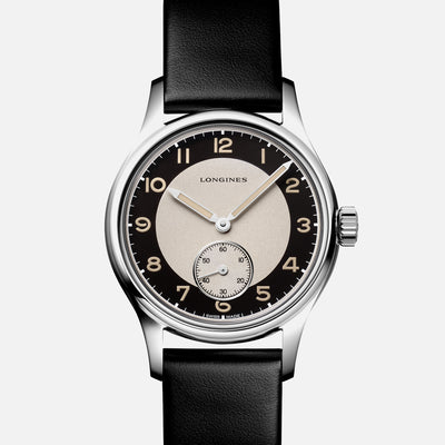 Longines Heritage Classic With 'Tuxedo' Dial