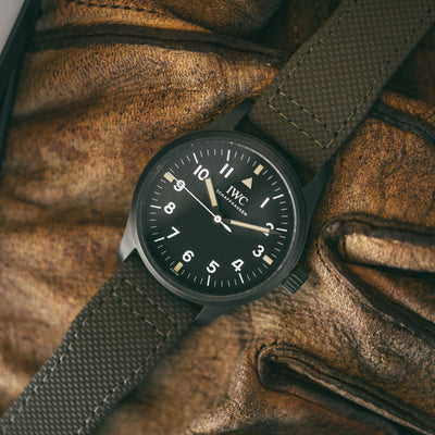 IWC Schaffhausen Pilot's Watch Mark XVIII Edition